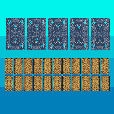 Oui ou Non aux 5 cartes